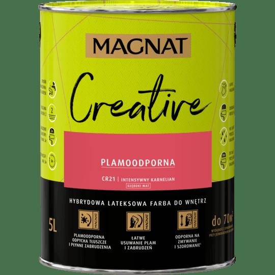 MAGNAT Creative intensywny karnelian 5 L