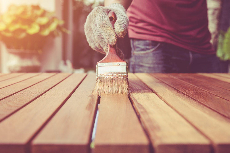 Farby do drewna, kolory które są na topie