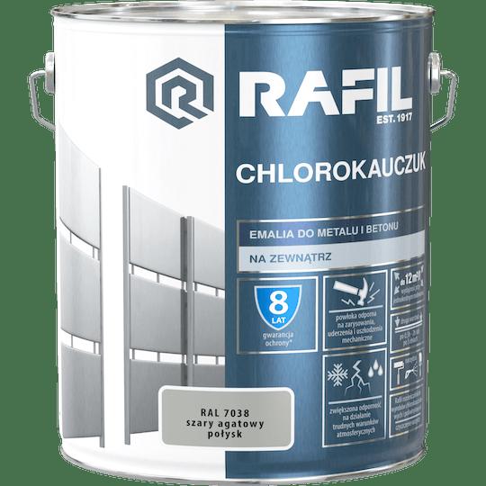 Rafil  Эмаль Хлоркаучуковая RAL7038