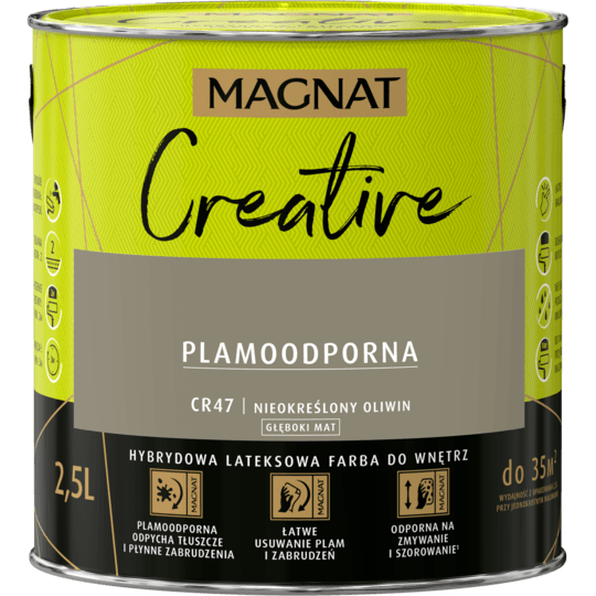 MAGNAT Creative nieokreślony oliwin 2,5 L