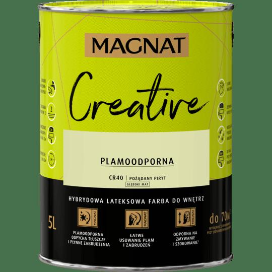 MAGNAT Creative pożądany piryt 5 L