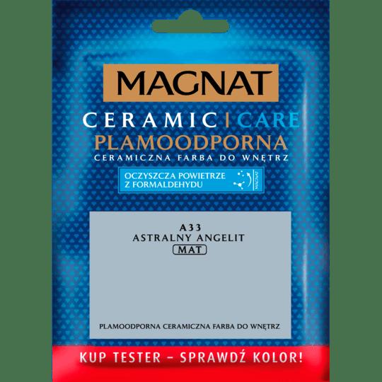 Magnat Ceramic Care - тестер астральный ангелит 0,03 л