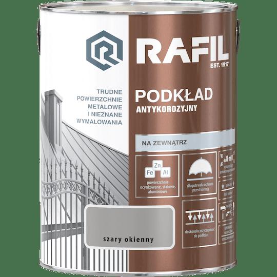 RAFIL Podkład Antykorozyjny RAL7040