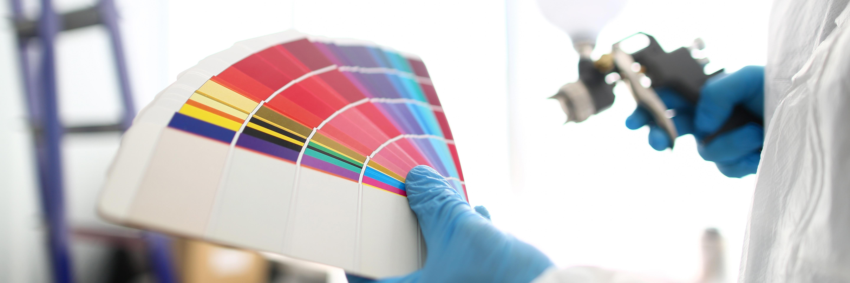 Wybór farby do malowania ścian