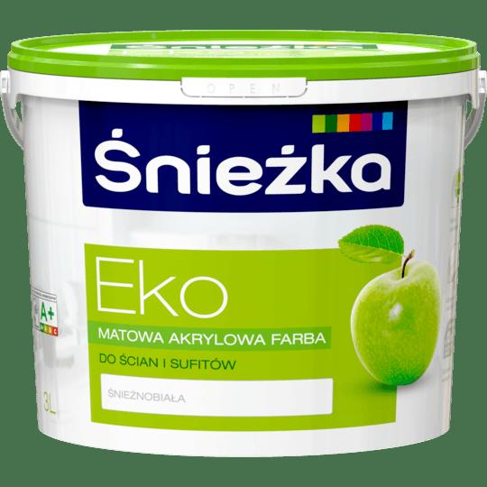 ŚNIEŻKA Eko biały 3 L