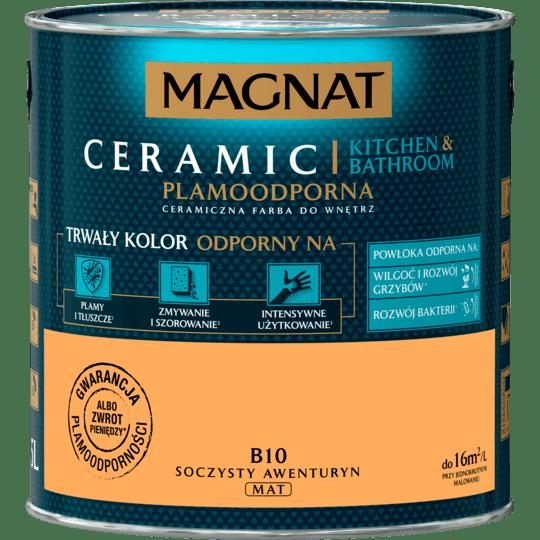 Magnat Ceramic Kitchen Bathroom juicy aventurine 2,5 L