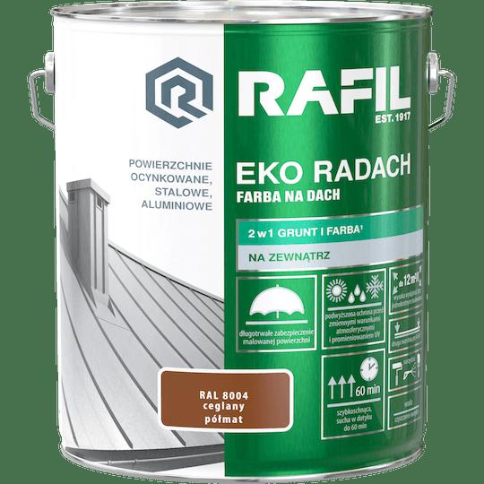 RAFIL Eko-Radach Farba Na Dach