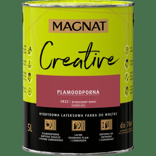 Magnat Creative взрывной коралл 5 Л