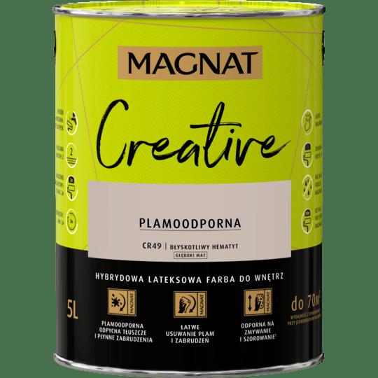 MAGNAT Creative błyskotliwy hematyt 5 L