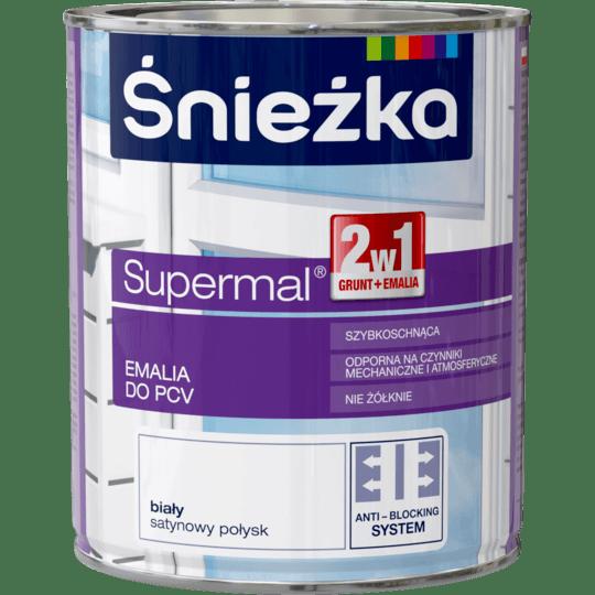 ŚNIEŻKA Supermal® Emalia Do PCV