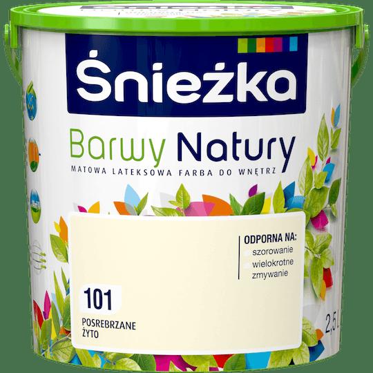 ŚNIEŻKA Barwy Natury posrebrzane żyto 2,5 L