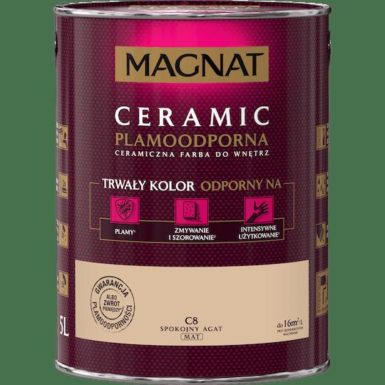 MAGNAT Ceramic spokojny agat 5 L