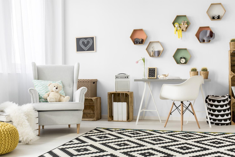 Jak pomalować pokój dla chłopca – MAGNAT Ceramic Care A1 szlachetna biel