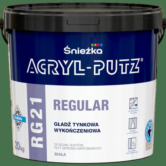 ŚNIEŻKA Acryl-Putz® RG21 Regular biały 20 kg
