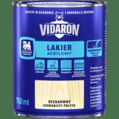 VIDARON Lakier Akrylowy bezbarwny 0,75L