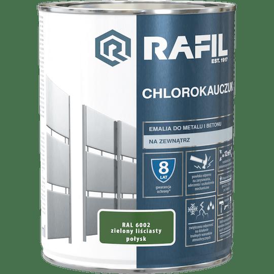 Rafil  Эмаль Хлоркаучуковая RAL6002