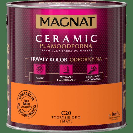 MAGNAT Ceramic tygrysie oko C20 2,5L