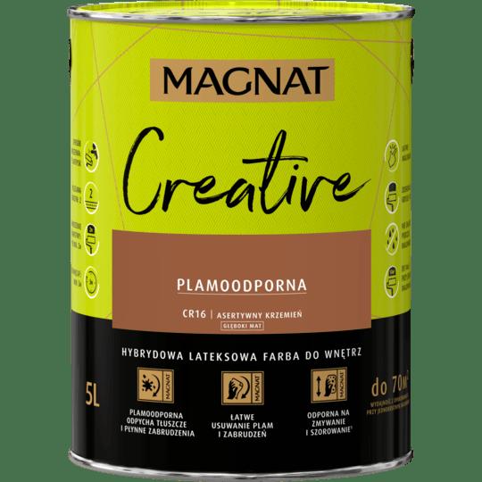MAGNAT Creative asertywny krzemień 5 L