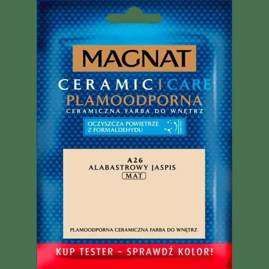 MAGNAT Ceramic Care Tester alabastrowy jaspis 0,03 L
