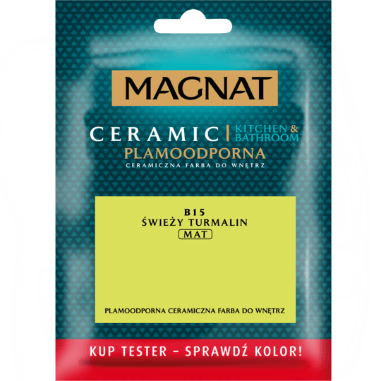 Magnat Ceramic Kitchen Bathroom – paint tester