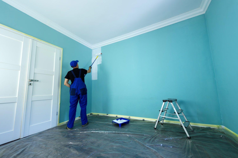 Jak malować farbą lateksową?