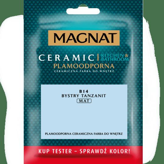 MAGNAT Ceramic Kitchen&Bathroom Tester bystry tanzanit 0,03 L