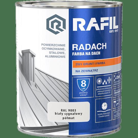 Rafil Radach RAL9003