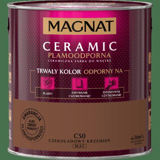 MAGNAT Ceramic czekol krzemień C50 2,5L