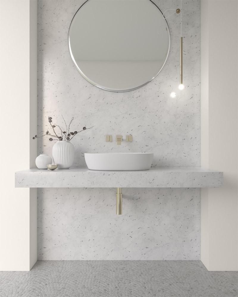 MAGNAT Creative Kitchen&Bathroom KB1 klarowna biel