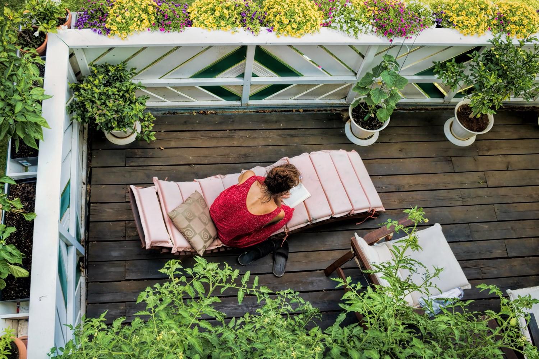 Zadbaj o swoją balustradę na balkonie