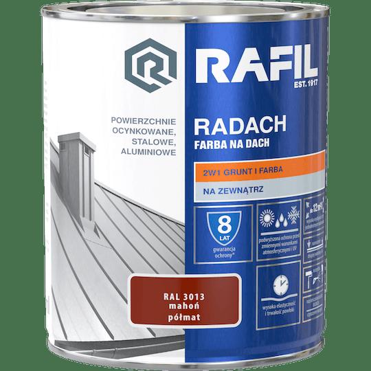 RAFIL Radach Farba Na Dach RAL3013