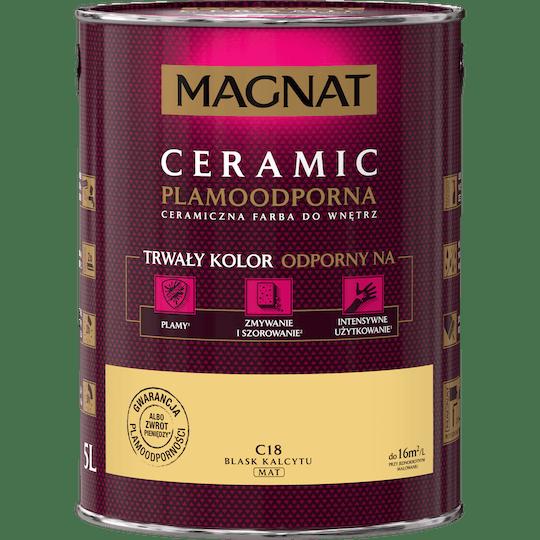 MAGNAT Ceramic blask kalcytu 5 L