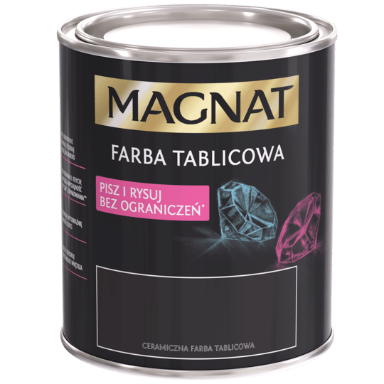 MAGNAT farba tablicowa czarny 0,75L