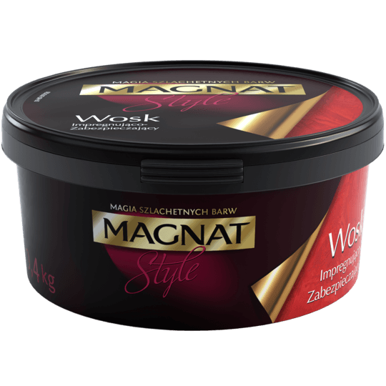 Magnat Style Wosk Impregnat zabez 0,4kg
