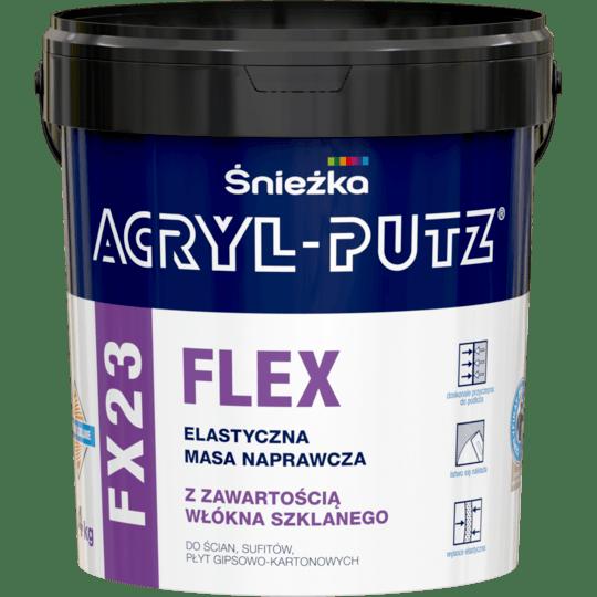 ŚNIEŻKA Acryl-Putz® FX23 Flex biały 1,4 kg