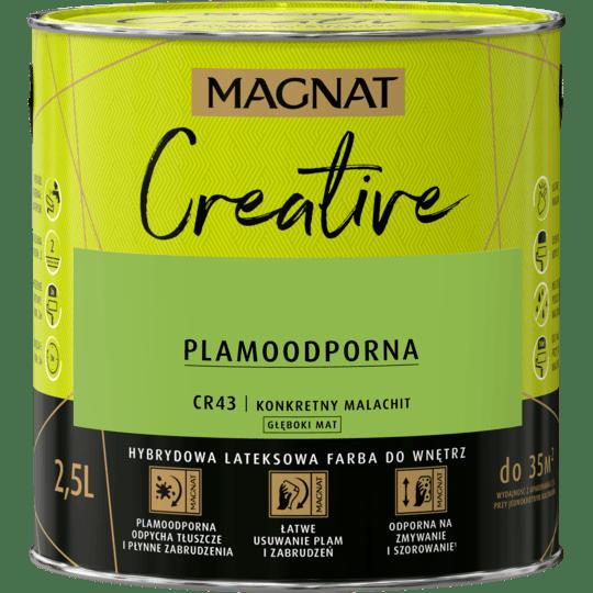 MAGNAT Creative konkr malachit CR43 2,5L