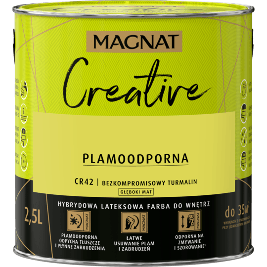 MAGNAT Creative bezkompromisowy turmalin 2,5 L
