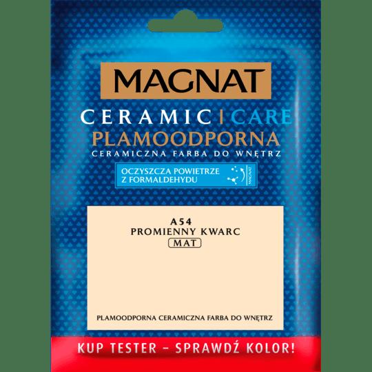 MAGNAT Ceramic Care Tester promienny kwarc 0,03 L