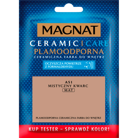 MAGNAT Ceramic Care Tester mistyczny kwarc 0,03 L
