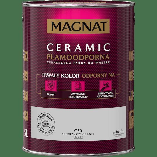 Magnat Ceramic silver granite 5 L