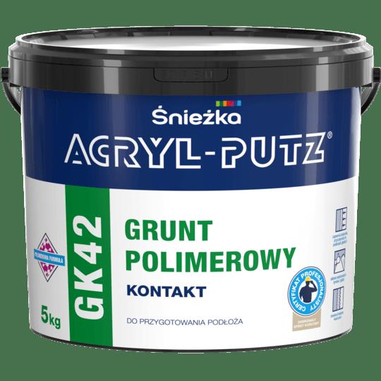 Acryl Putz GK42 Грунтовка полимерная контактная