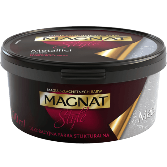 Magnat Style Metallici silver