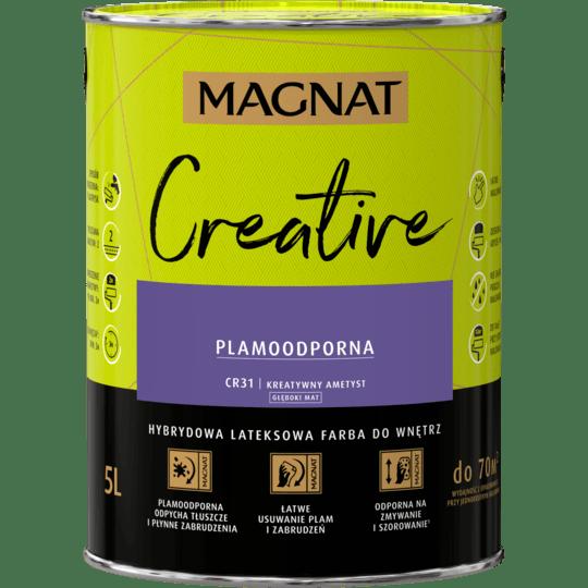 MAGNAT Creative kreatywny ametyst 5 L