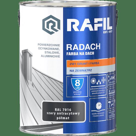 RAFIL Radach Farba Na Dach RAL7016