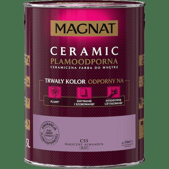 Magnat Ceramic magic almandine 5 L