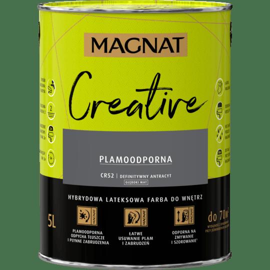 MAGNAT Creative definitywny antracyt 5 L