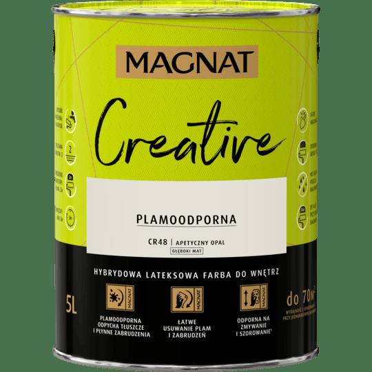 MAGNAT Creative apetyczny opal 5 L