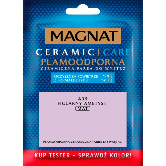 Magnat Ceramic Care - paint tester playful amethyst 0,03 L
