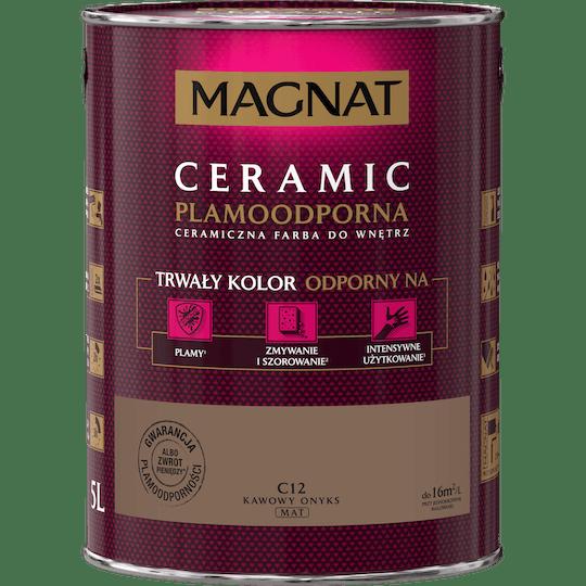 MAGNAT Ceramic kawowy onyks 5 L