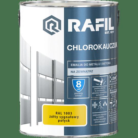 Rafil  Эмаль Хлоркаучуковая RAL1003